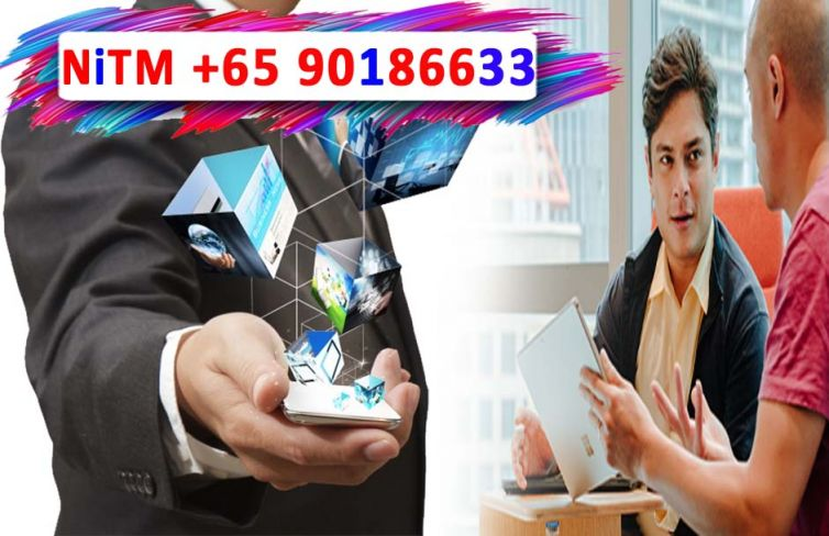 IT solutions provider singapore
