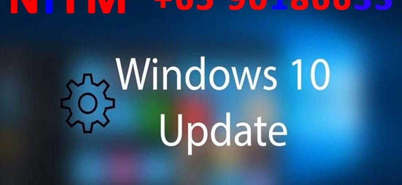 Windows updates issues