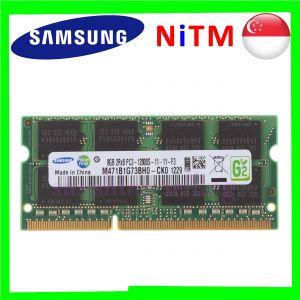 Samsung 8GB 1RX8 PC3 12800S DDR3 1600Mhz