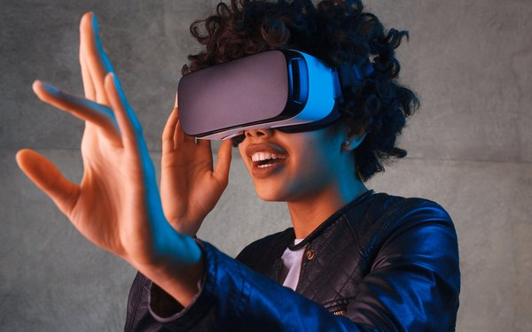 Virtual Reality AR 4